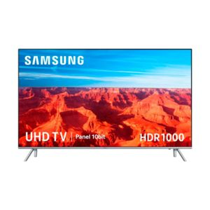 samsung tv led 55 140 cm ue55mu7005t noir pas cher. Black Bedroom Furniture Sets. Home Design Ideas