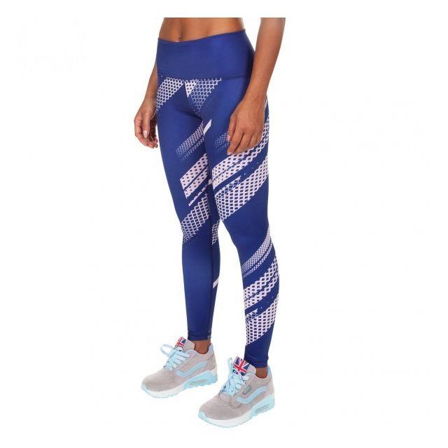 Venum Legging Rapid Bleu Et Corail Femme couleur : Bleu