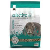 Supreme Science - Aliments Selective +4 pour Lapin - 1,5Kg