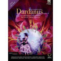 Harmonia Mundi - Jean Philippe Rameau - Dardanus Blu-ray