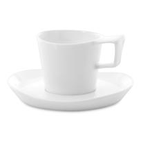 Berghoff - 2 x tasse et sous-tasse espresso - Eclipse