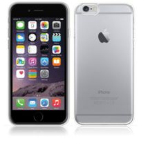 Mecer - Coque pour iPhone 6 - Silicone Transparent