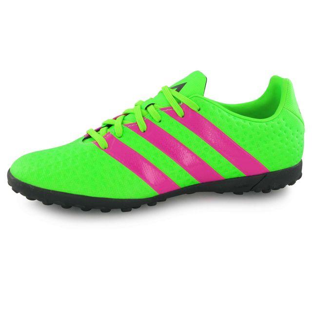 new concept 61c1b 19079 Ace 16.4 Tf vert, chaussures de football enfant