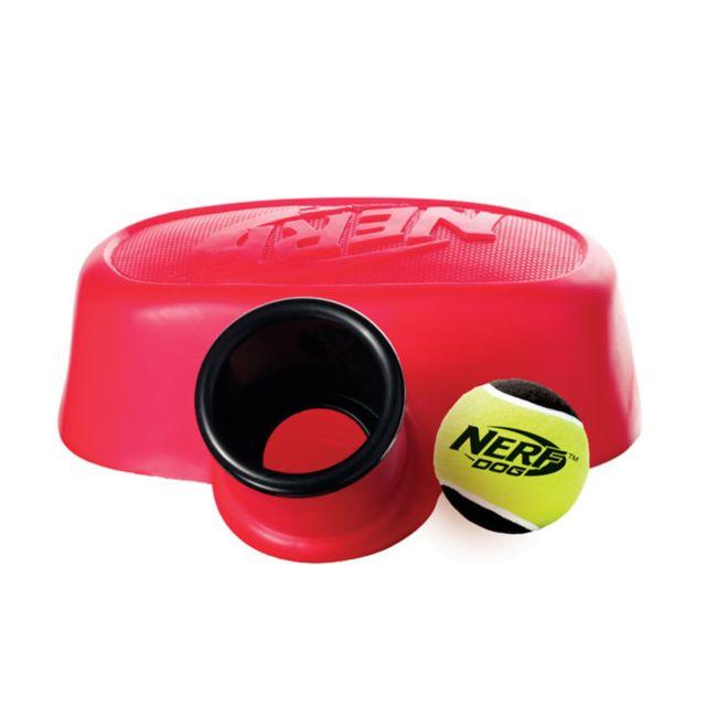 Nerf Dog Lanceur de balle de tennis à pied