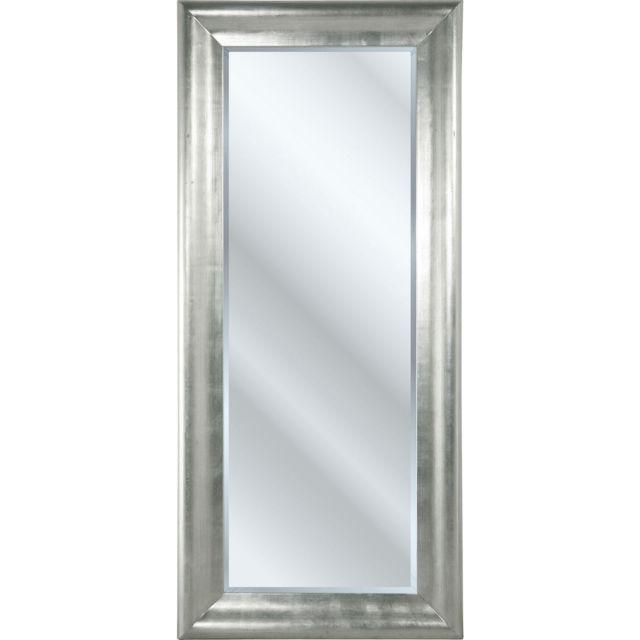 Karedesign Miroir Chic 200x90cm argent Kare Design