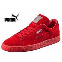 Suede Classic Mono Red 362101_05