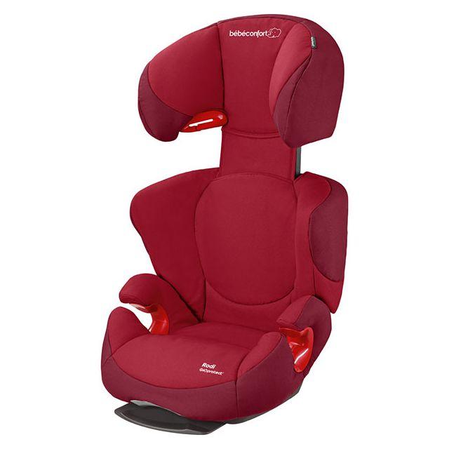b b confort si ge auto rodi air protect robin red groupe 2 3 pas cher achat vente. Black Bedroom Furniture Sets. Home Design Ideas