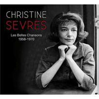 - Christine Sèvres - Les belles chansons 1958-1970 DigiPack