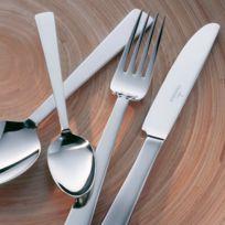 Villeroy & Boch - Ménagère 24 pièces : 6 x Fourchettes de table - 6 x Couteaux de table - 6 x Cuillères de table - 6 x Cuillères à café