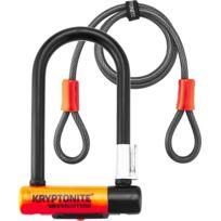 Kryptonite - Evolution Mini-7 - Antivol - + Kryptoflex noir