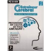 Mindscape - L'Entrainteur Cérébral Méthode Mathématiques - Jeu Pc