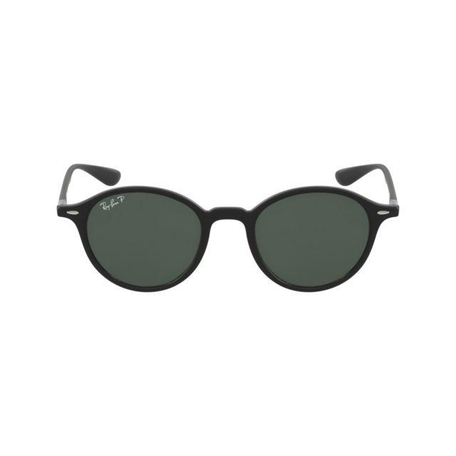 lunette de soleil ray ban noir mat