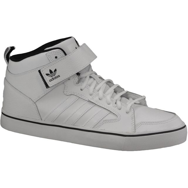 Adidas Varial Ii Mid F37483 Homme Baskets Blanc pas cher