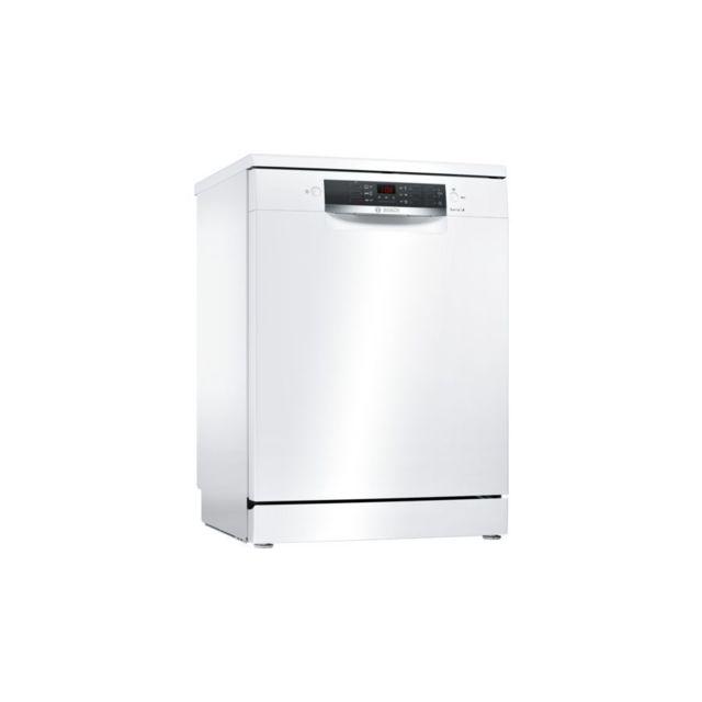 Bosch Lave-vaisselle Silence Plus - SMS46AW00E - Blanc