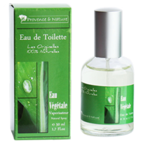 Provence Et Nature - Eau de toilette Végétale 100 % Naturelle, Provence & Nature