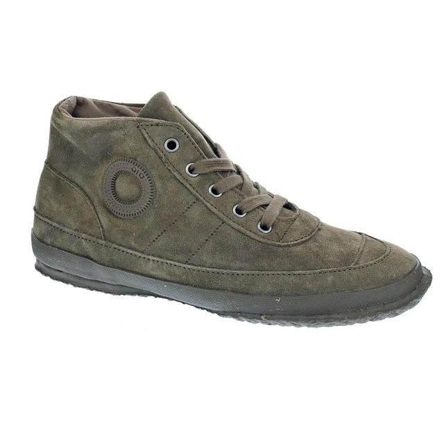 Aro Chaussures Femme Baskets botte modele Willy Suede
