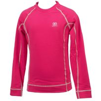 Damart Sport - Sous vêtements thermiques chaud Thermo rose tee ml g Rose 26274