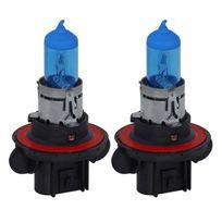 Simoni Racing - Kit 2 Ampoules de phares H13 - Blue Ice Racing - 4200°K