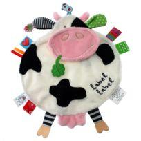 Label Label - Doudou Friends Vache Blanche