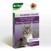Bsi - Collier-Bio anti-parasite BioPet sans Insecticide Chat