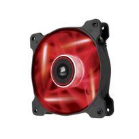 CORSAIR - Ventilateur AF140-LED Quiet Edition - High Airflow - 140 mm - LED Rouge