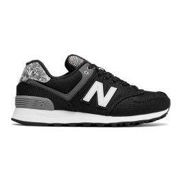 new balance chaussures wl574 noir homme