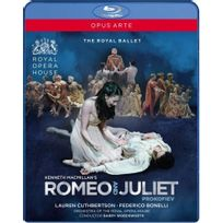 Opus Arte - Romeo Et Juliette COVENT Garden 2012, BLU-RAY Blu-ray - Edition simple