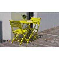 Salon jardin pliant - catalogue 2019 - [RueDuCommerce - Carrefour]