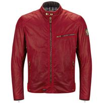 BELSTAFF - Ariel Wax Red