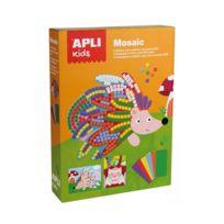 Apli Agipa - Kit Mosaique mousse Animaux
