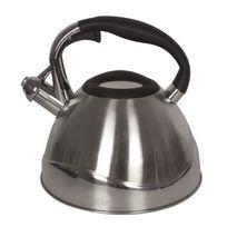 KELA LINE - bouilloire à sifflet 3l gris - 11655