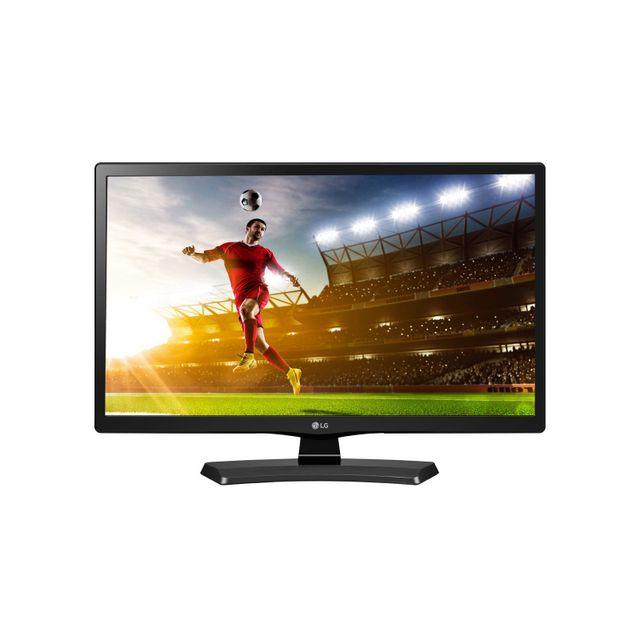 06da449b9f12e3 LG Moniteur LED TN 28   Tuner TNT pas cher - Achat   Vente TV LED 32   et  moins - RueDuCommerce