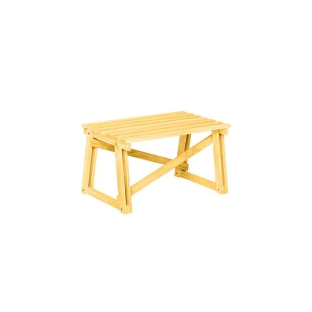 Weltevree Table d'appoint Patio - jaune