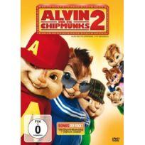 Twentieth Century Fox Home Entert. - Dvd Alvin Und Die Chipmunks 2 INKL. Digital Copy, IMPORT Allemand, IMPORT Dvd - Edition simple