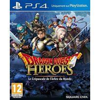 Square Enix - Dragon Quest Heroes Le Crepuscule de l Arbre du Monde