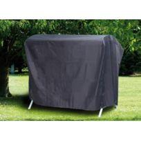 Friedola - Wehncke Deluxe Housse/Bâche de protection pour balancelle de jardin Noir 210 x 150 x 139 cm