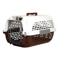 Dog It - Pet Voyager Cage transport marron 57x37x32cm T2