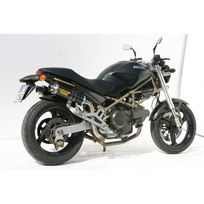 Wacox - Silencieux Double Mivv Gp Carbone Ducati Monster 600 Ducati Monster 60