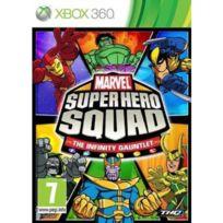 Thq - Marvel Super Hero Squad : Le Gant d'Infini