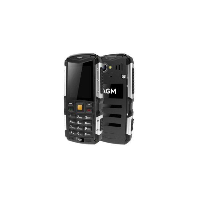 Auto-hightech Téléphone étanche, à l'épreuve des chocs, 2 pouces, caméra unique, 3G
