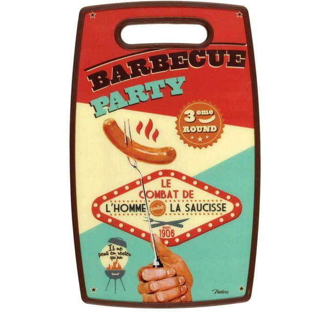 Natives Planche de coupe - Barbecue Party