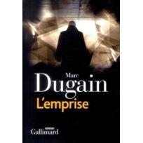 Gallimard - l'emprise t.1