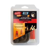 Geb - kit tresse en fibre verre extensible 6mmx2.5m + collafeu - 821591