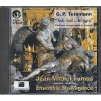 Ligia Digital - Georg Philipp Telemann - Ach Seele, Hungre : Cantates concertantes et sonates