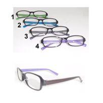 Sans - Paire lunette de lecture +2.50 Loupe Grossissante Mod2 Bleu Noir -  757 15c962495200
