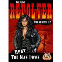 White Goblin Games - Jeux de société - Revolver Extension 1.2 - Hunt the Man Down