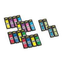 Post-it - Pack de 16 x 35 marques pages étroits + 4 X 24 forme flèches Gratuits