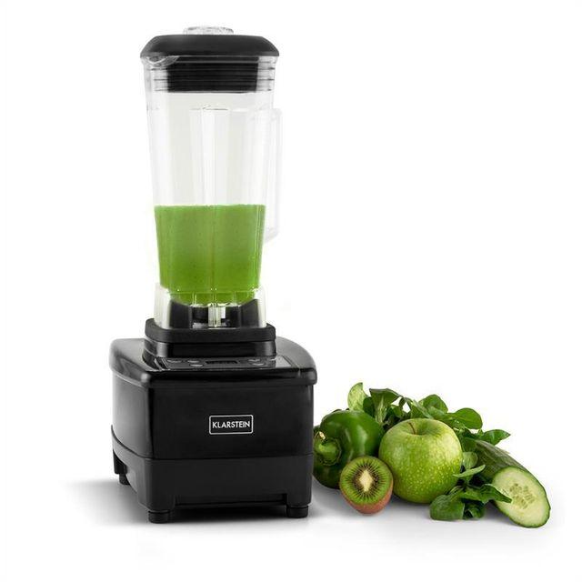 KLARSTEIN Herakles-4G Mixeur 1500W 2 litres smoothie sans BPA inox