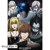 Abysscorp - Death Note Poster Groupe