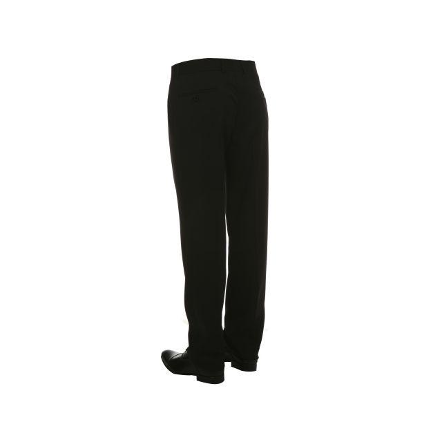 Touche Finale - Pantalon de costume Noir, coupe droite 50